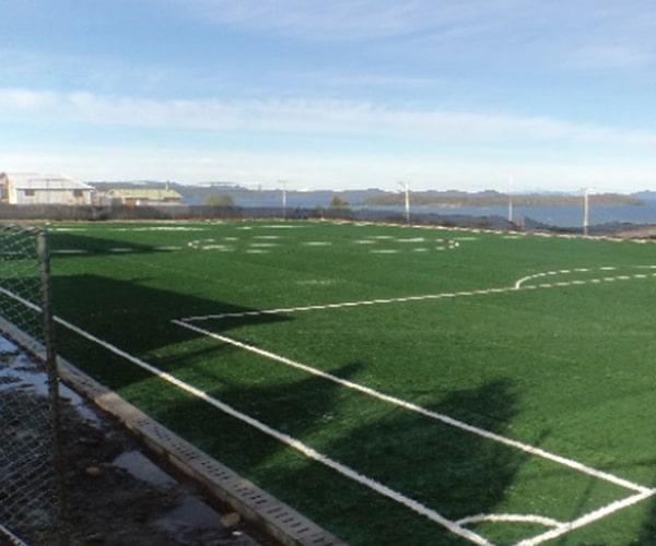 Construcción Estadio