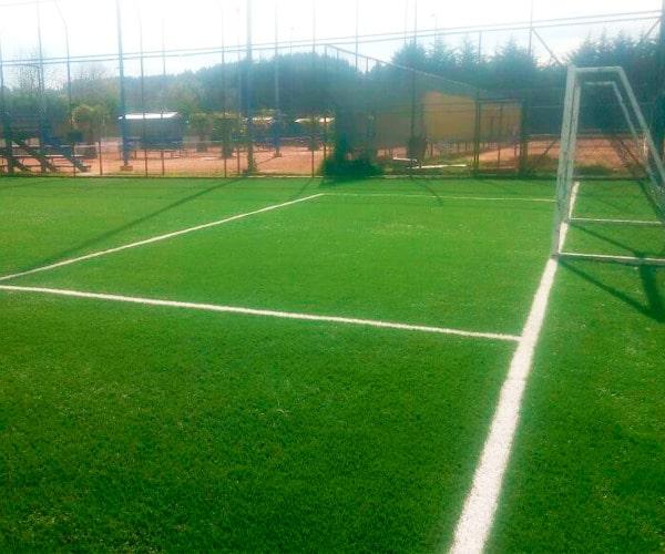Construcción Cancha Futbolito