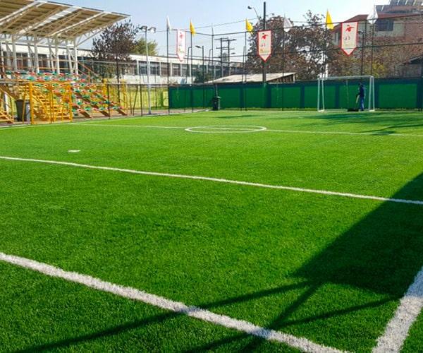 Futbolito Construcción
